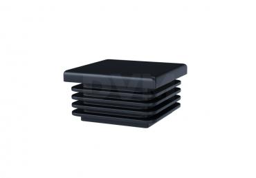 Заглушка пластиковая 60х60, черная